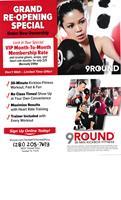 9Round Fitness VIP Membership