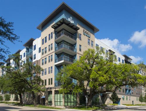 Pearl MidTown Residence- Houston, TX
