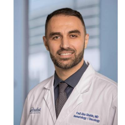 Dr Fadi Abu Shahin Joins Houston Methodist Cancer Center At