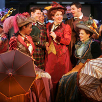 """Hello, Dolly!""  at Goodspeed Musicals. Photo by Diane Sobolewski."