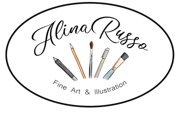 Alina Russo Fine Art & Illustration