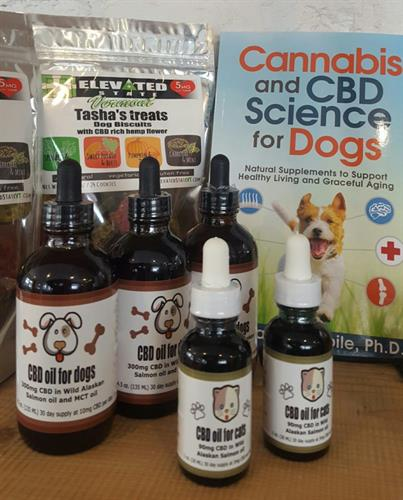 CBD for pets, safe and effective!