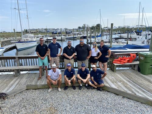 MarineMax's Sales and Service Team