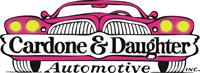 """Open Shop"" at Cardone & Daughter Automotive!"