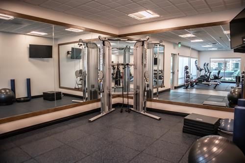 Large Fitness Area