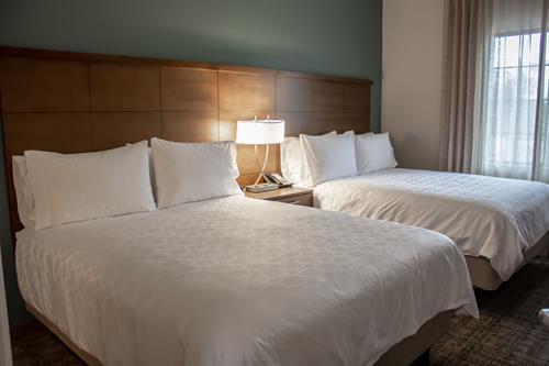 Double Queen 2 Bedroom Suite