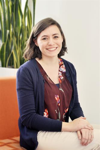 Senior Researcher, Emily Griffith