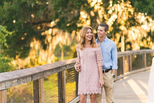 Engagement Session at La Chua Trail