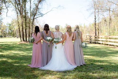 Belle Oaks Barn Wedding