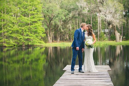 Southern Pines Wedding