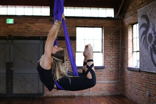 Aerial for all levels every week!