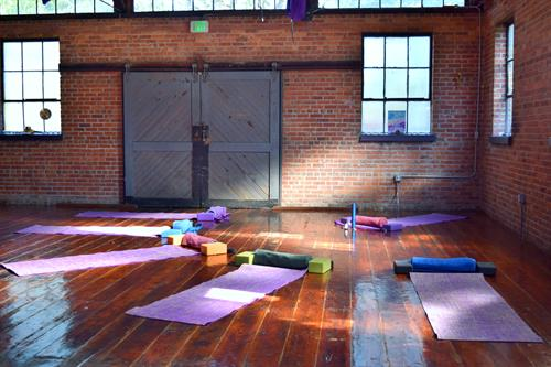 Private and semi-private group sessions available in our gorgeous space.