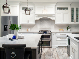 Let us help you design and create your dream kitchen!