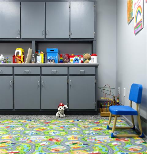 Pediatric Therapy Room