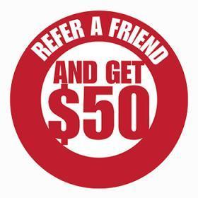 $50 referral program