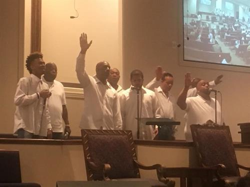 The Men of Praise
