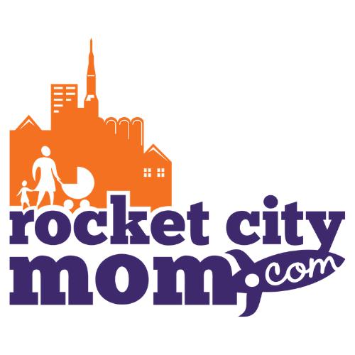Rocket City Mom logo