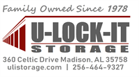 U-Lock-It Storage And  Madison Workspace * - Madison