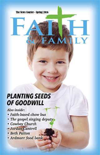 Faith & Family publishes quarterly