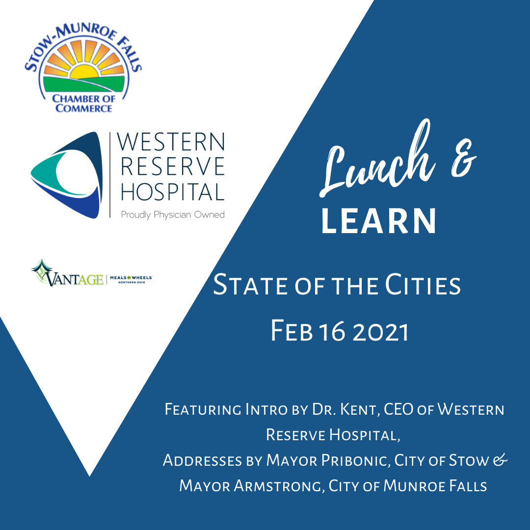 Image for State of the Cities Address - it's quick and informative