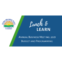 January Lunch & Learn: Annual Business Meeting - VIRTUAL!