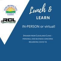 Lunch & Learn - IN-PERSON or virtual!
