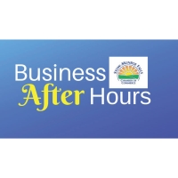 * NEW DATE* Business After Hours - IN PERSON - Sponsored by Shon Christy Social Media