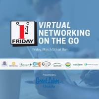 First Friday Virtual Networking!