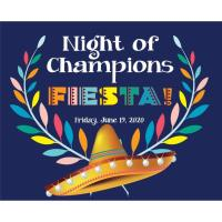 CANCELLED - Night of Champions Fiesta!