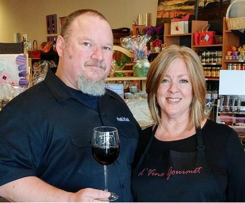 Andrew & Denise McCreery