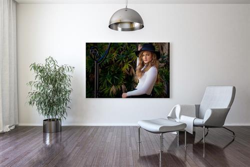 Wall art and image mockups
