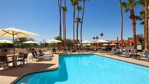 Come kick back and relax by our pool