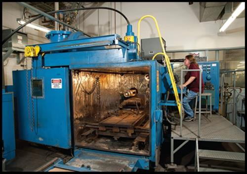 Specialty Processes: EB Weld