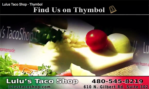 Explore new restaurants through Thymbol.