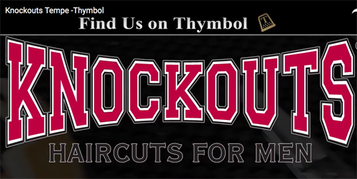Get a great deal on your next haircut when you shop on Thymbol.