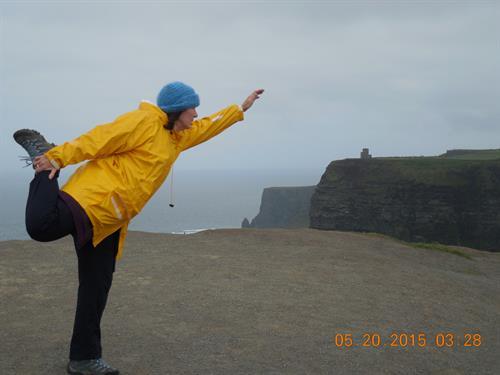 Dancer In Ireland