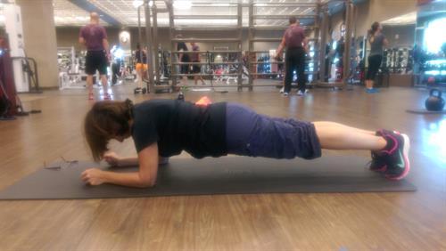 Plank It Till You Make It!