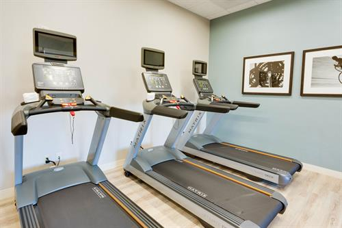Fitness Room Treadmills