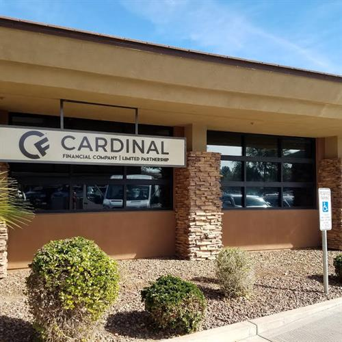 Located in the heart of Chandler