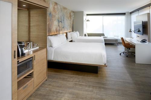 Standard guestroom- Double queen