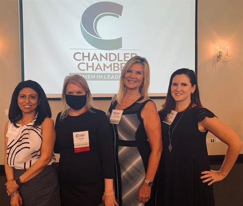 Chandler Chamber WIL Committee memebrs