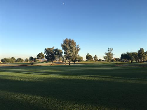 Hole 1 and 2 - Springfield Golf Resort