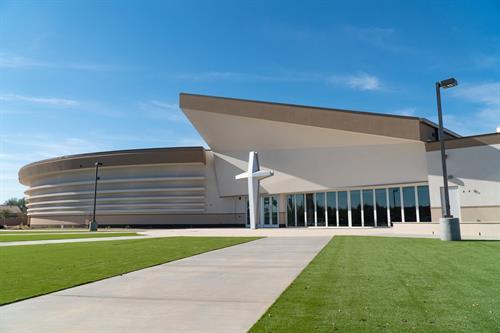 North Building Worship Center