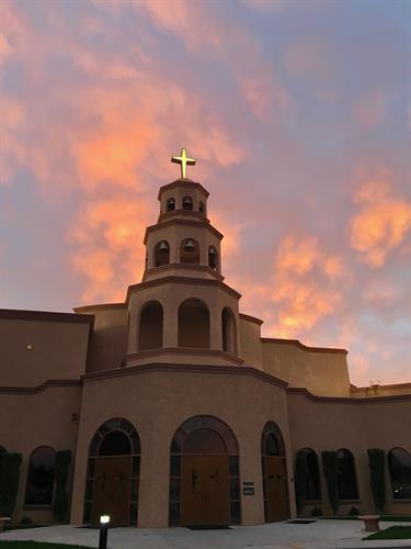 South Building Sanctuary