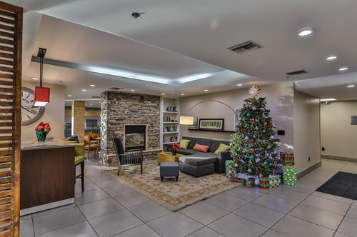 Main lobby Country Inn & Suites Chandler