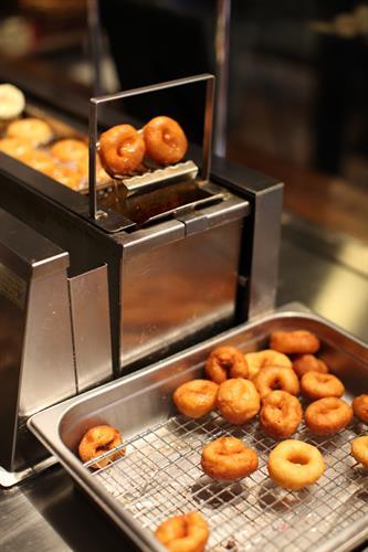 Doughnut Machine!
