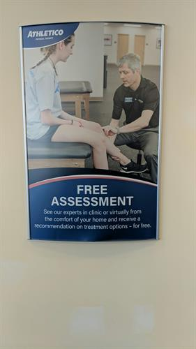 Free Assessment Poster
