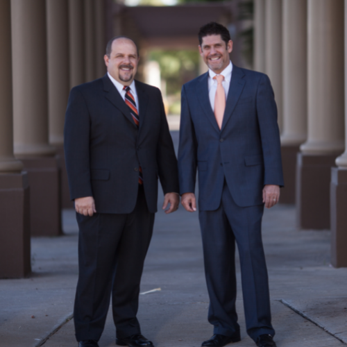 Founding Partners, Mike York and Dave Wattel