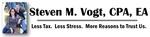 Steven M. Vogt, CPA, EA