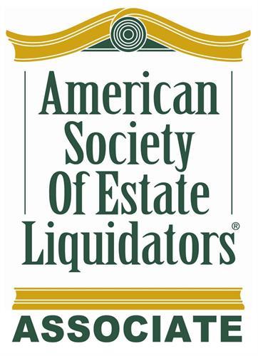Member of the American Society of Estate Liquidators